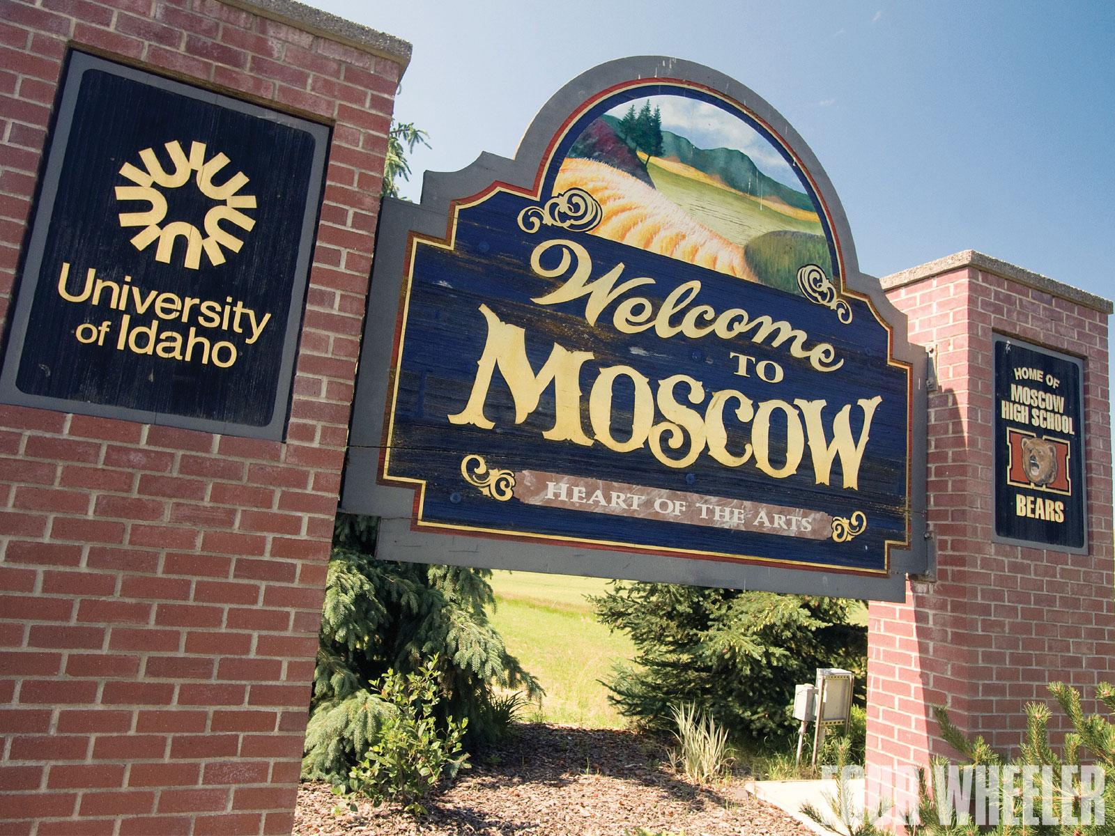 Moscow-Idaho