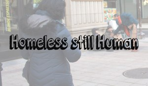 homeless still human