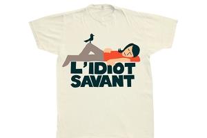 idiotsavant-tshirt