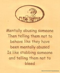 mental abuse quote