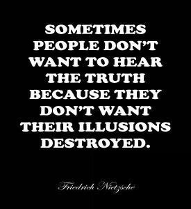 nietzsche quote on truth and illusion